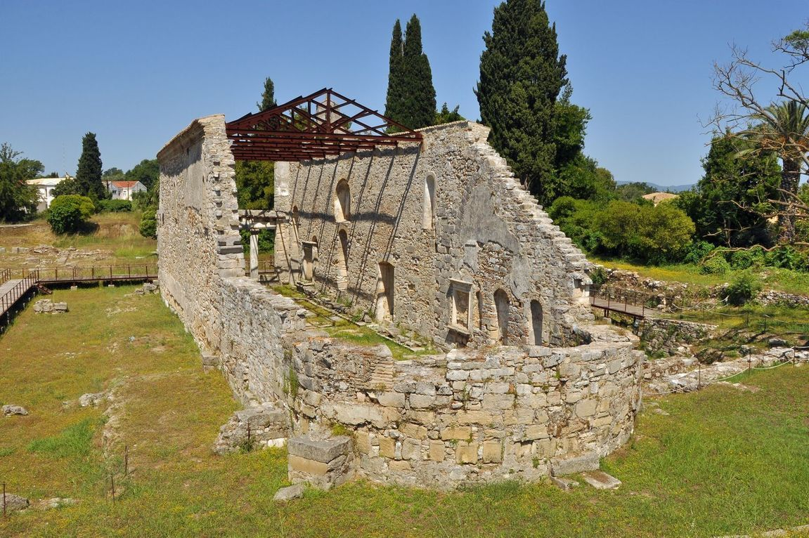 Paleopolis and the Archaeological Museum of Paleopolis ...